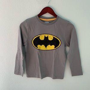 Boys Batman Long Sleeve T-Shirt